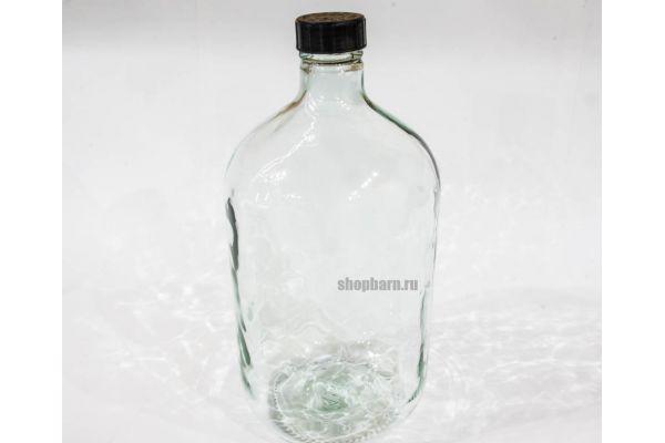 Бутыль винная Казацкая 14,5 л