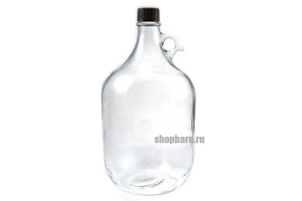 Бутылка стеклянная Сулия 5 литров