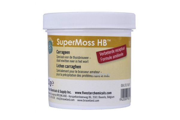 Осветлитель сусла SuperMoss HB